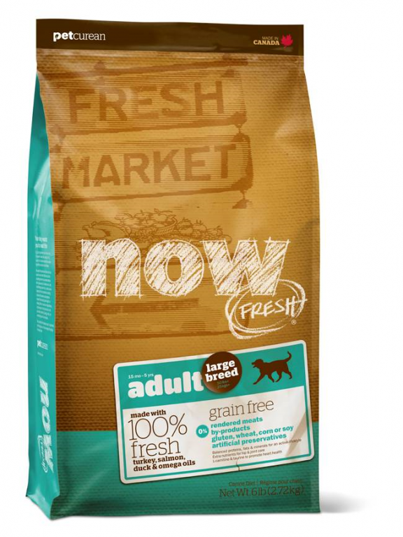 Now Fresh Grain Free Large Breed Adult
