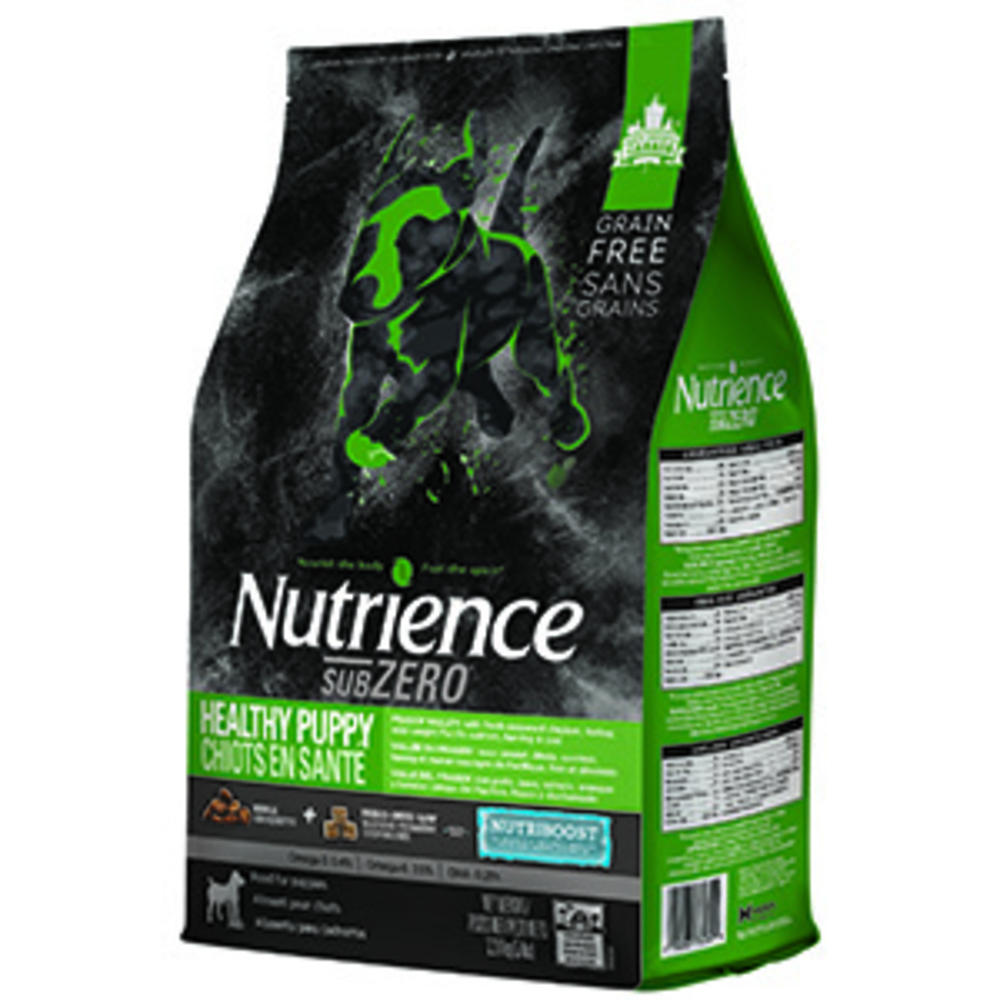 Pet Central Christchurch Nutrience Sub Zero Healthy